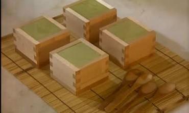 Good Thing: Using Sake Boxes for Ice Cream