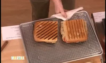 Grilled Cheese Sandwich with Shania Twain