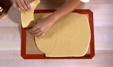 How to Create an Array of Sugar Cookies