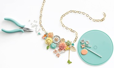 Introducing Martha Stewart Crafts Jewelry