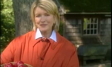 Making the Cover of Martha Stewart Living