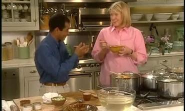 Francisco Dos Santos Makes a Hearty Yucca Soup