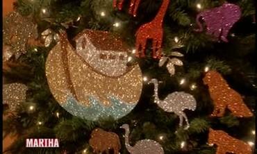 Noah's Ark Christmas Tree Ornaments, Part 2