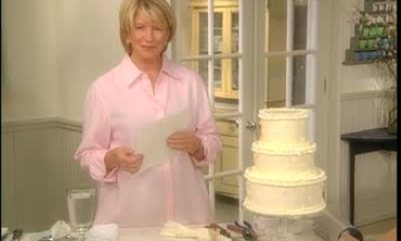 Ordering and Cutting Wedding Cakes, Part 1