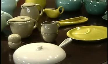 Russel Wright's American Modern Dinnerware