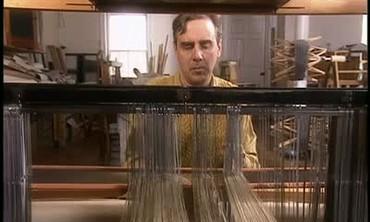 Sam Kasten Shares his Hand Woven Textiles