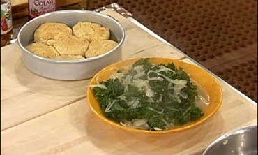 Southern Biscuits and Braised Kale, Part 2