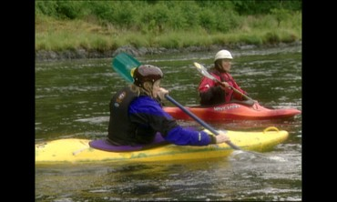 White-Water Kayaking on the Rogue River