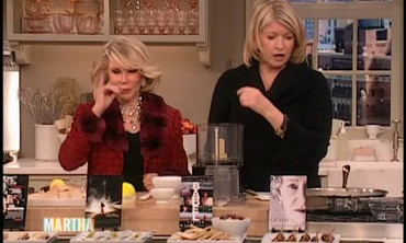 White Bean Hummus Recipe with Joan Rivers