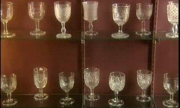 American Glassware at the Shelburne Museum