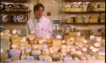 Artisanal Cheeses With Expert Max McCalman