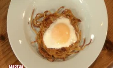 Bird's Nest Spaghetti with Jessica Seinfeld