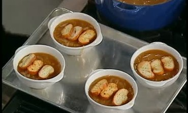 Bouillabaisse and French Onion Soup Part 5
