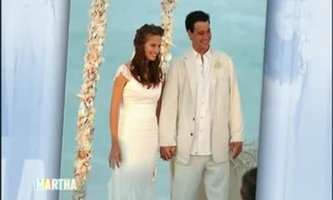 Video Lara Spencers Wedding Day Martha Stewart