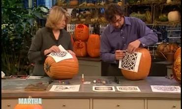 Celtic Knot Pumpkins with Michael Natiello