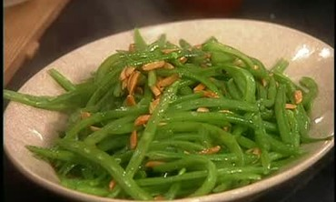 Green Beans Almondine Side Dish