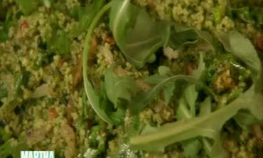 Green Couscous Salad with Yotam Ottolenghi