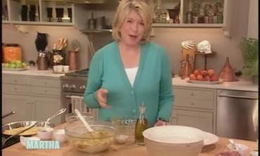Grilled Shoulder Lamb With Couscous, Part 1