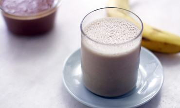 Hazelnut and Chocolate Nut Butter Smoothie
