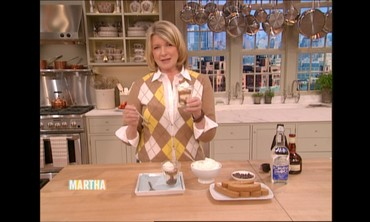 How to Make Affogato with Martha Stewart