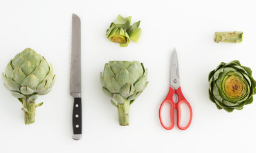 How to Prepare an Artichoke for Steaming