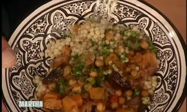 Lamb Tagine and Couscous with Brad Garrett