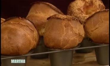 Laurent Tourondel's Gruyere Cheese Popovers