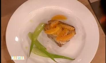 Pan-Fried Halibut with Lemon Confit, Part 2