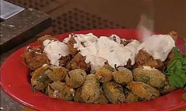 Southwest Style Fried Chicken Wings Recipe