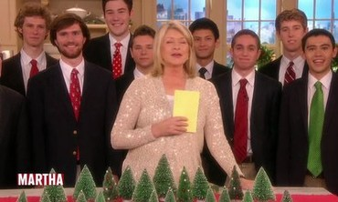 The Baker's Dozen Performs Holiday Carols
