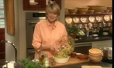 Vegetable Salad with Rice Vinegar Dressing