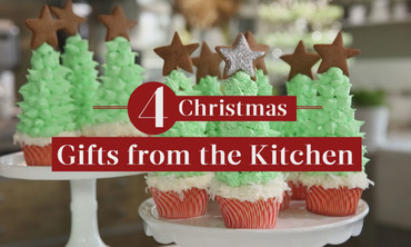 4 Homemade Christmas Gifts from the Kitchen