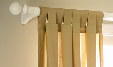 Ask Martha: Choosing and Installing Drapes