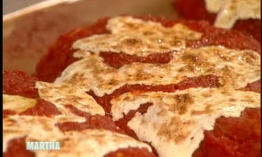 Chicken Parmigiana with Chef Mark Strausman