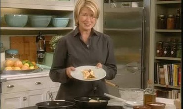 Egg White Omelets and Raspberry Vinaigrette