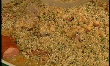 Emeril Lagasse Cooks A Veal Shank Casserole