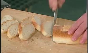 Emeril Lagasse Makes Parmesan Cheese Spread