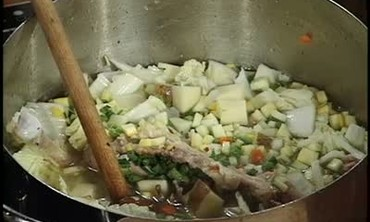 Emeril's Get-Well Chicken and Vegetable Soup