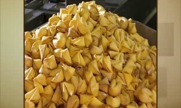Fortune Cookie Factory Tour at Wonton Foods