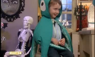 Halloween Octopus Mask with Aaron Caramanis