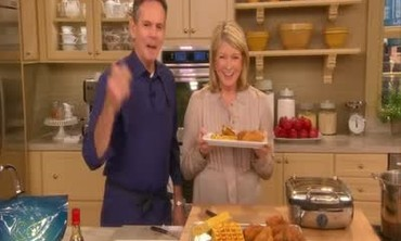 Homemade Polenta Waffles with Thomas Keller