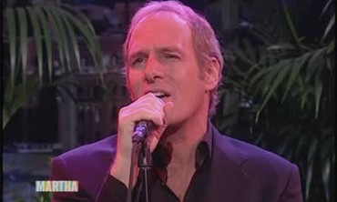 Michael Bolton Performs 'For Once In My Life'