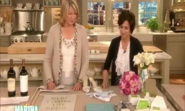 """Planning Ideas from """"Martha Stewart Weddings"""""""
