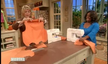 Pumpkin Costume with Sherri Shepherd, Part 1