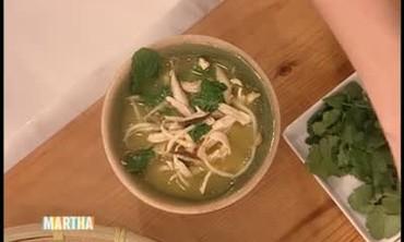 Thai Chicken Soup with Jenna Fischer, Part 2