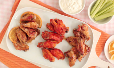 3 Ways to Enjoy Better Than Ever Baked Wings