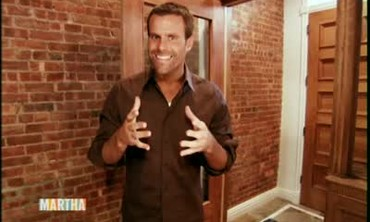 Cameron Mathison's Townhouse Gets a Paint Job
