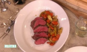 Chef Stephane Reynaud's Grandma's Roast Beef