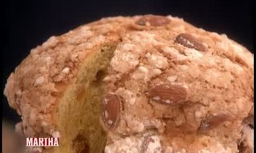 Classic Italian Apple Panettone Bread, Part 1