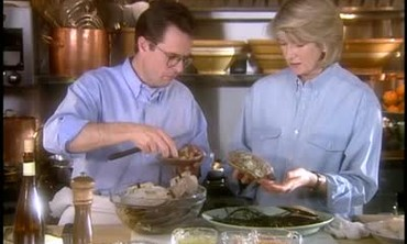 Cooking Scallops With Chef  Eberhard Mueller